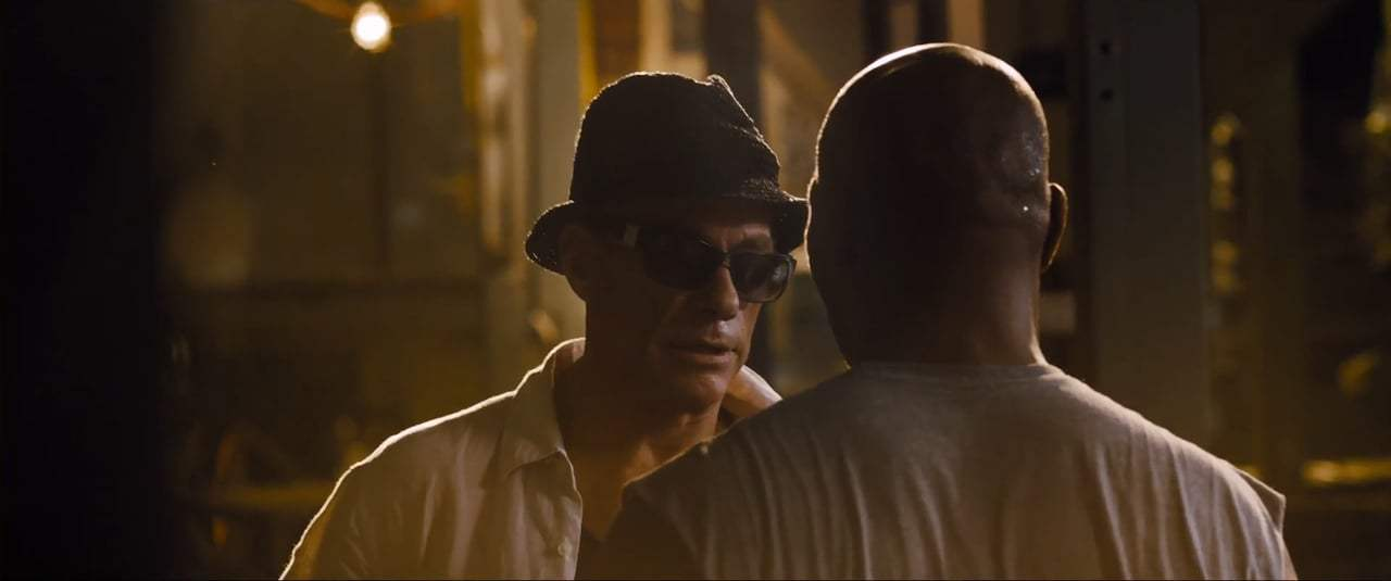 Kickboxer: Retaliation (2018) - Face Off Screen Capture #1