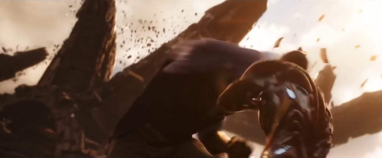 Avengers: Infinity War International Trailer (2018) Screen Capture #3
