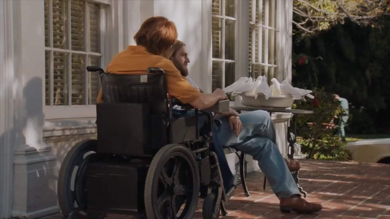 Don't Worry, He Won't Get Far on Foot Trailer (2018) Screen Capture #3