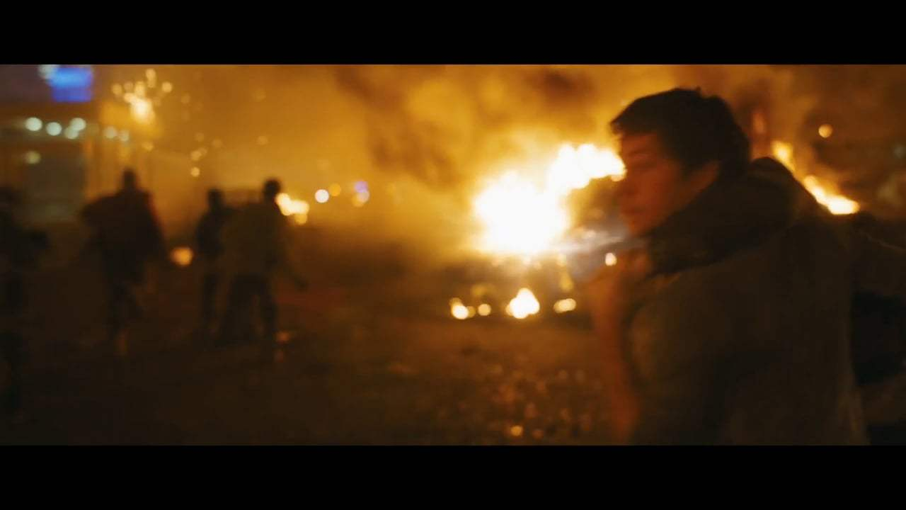 Maze Runner: The Death Cure Featurette - Thomas (2018) Screen Capture #4