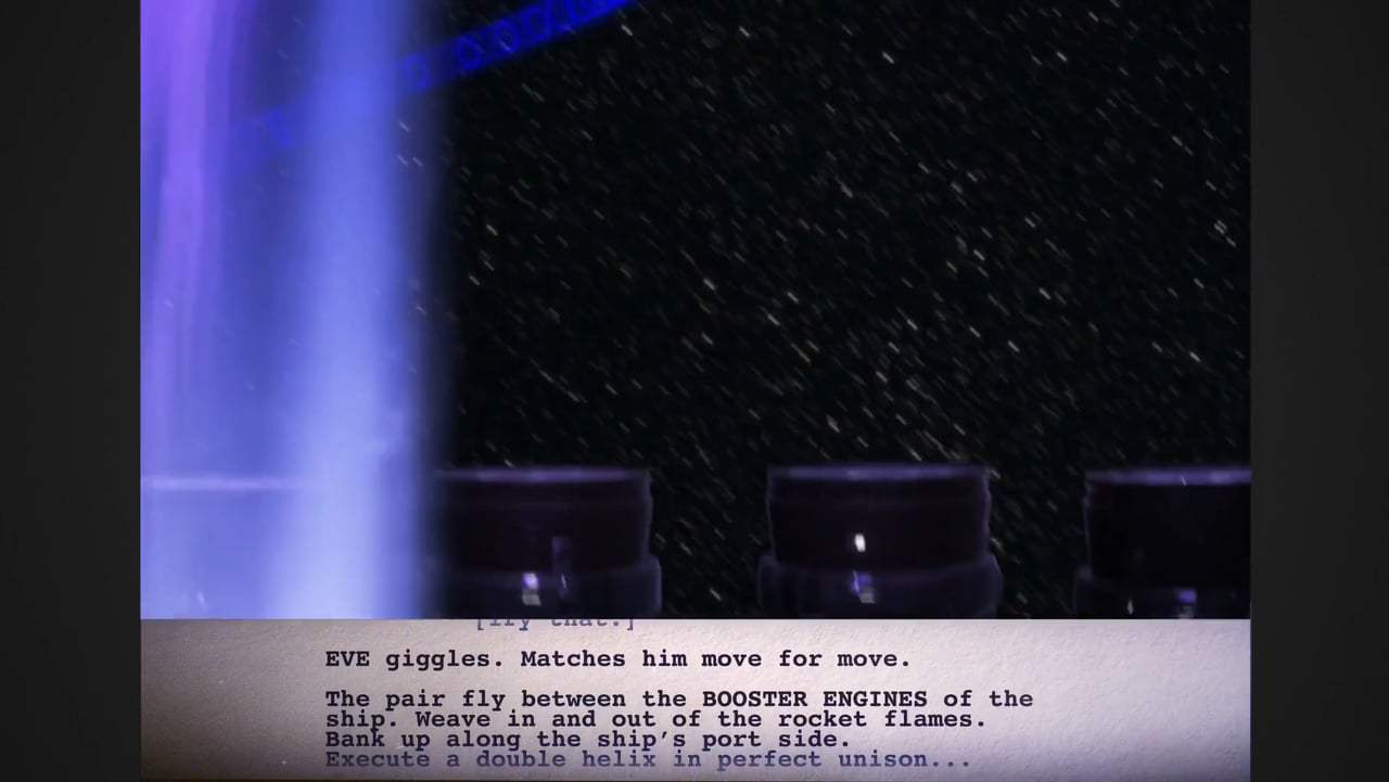 Wall•E Featurette - From Script to Screen: Floating in Space (2008) Screen Capture #2