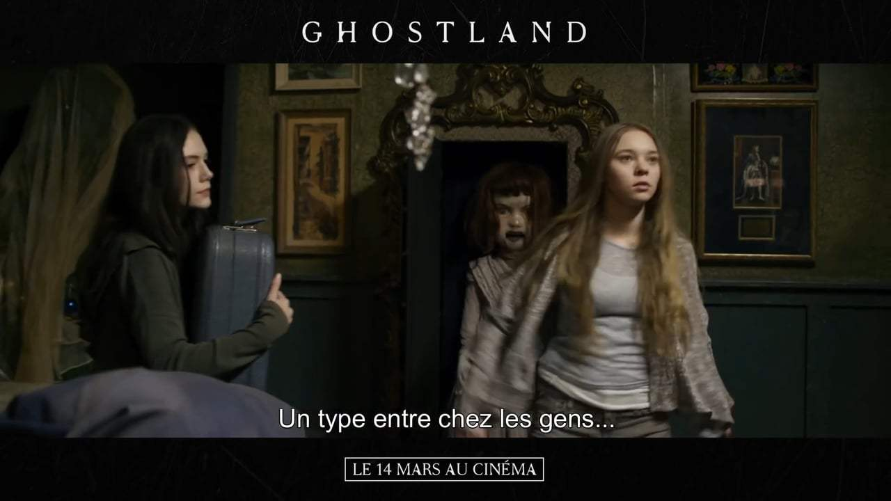 Ghostland International Trailer (2018) Screen Capture #1