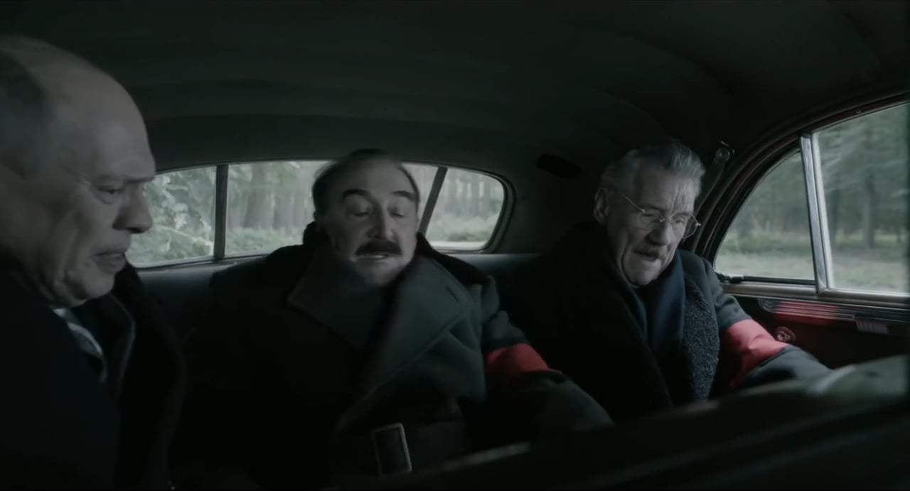 The Death of Stalin Theatrical Trailer (2017) Screen Capture #4