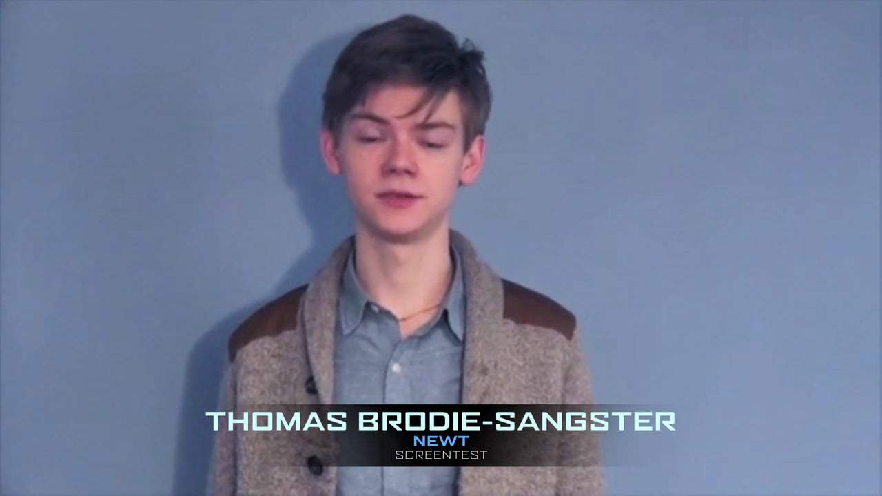 Maze Runner: The Death Cure Featurette - Auditions (2018) Screen Capture #1
