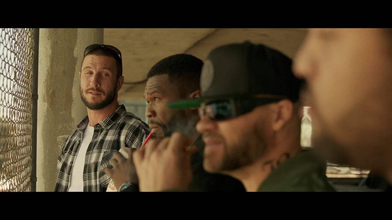 Den of Thieves (2018) - Featurette - Into the Den Screen Capture #3