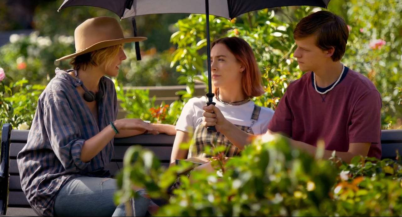 Lady Bird Featurette - Time to Fly (2017) Screen Capture #2