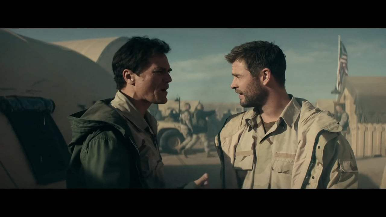 12 Strong Featurette - Michael Shannon (2018) Screen Capture #3