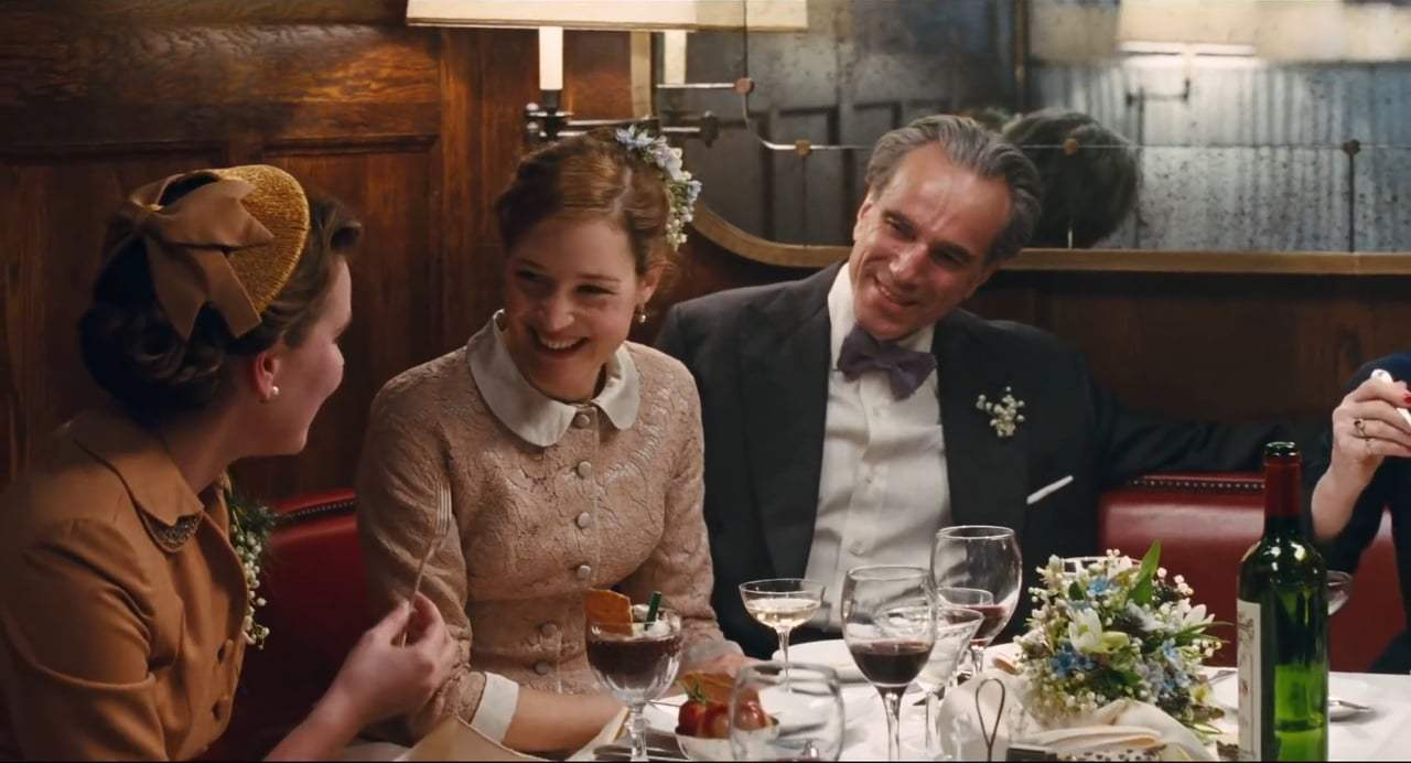 Phantom Thread Featurette - Costumes II (2017) Screen Capture #4