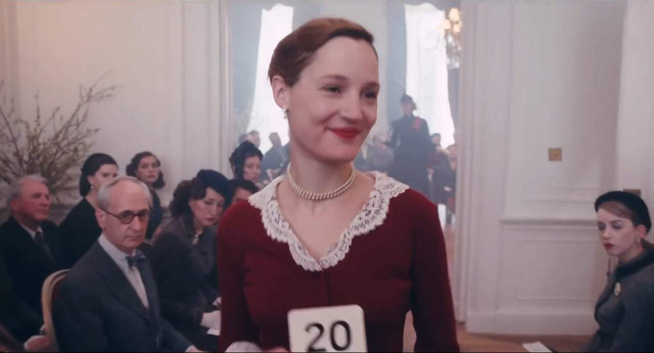 Phantom Thread Featurette - Q&A (2017) Screen Capture #4