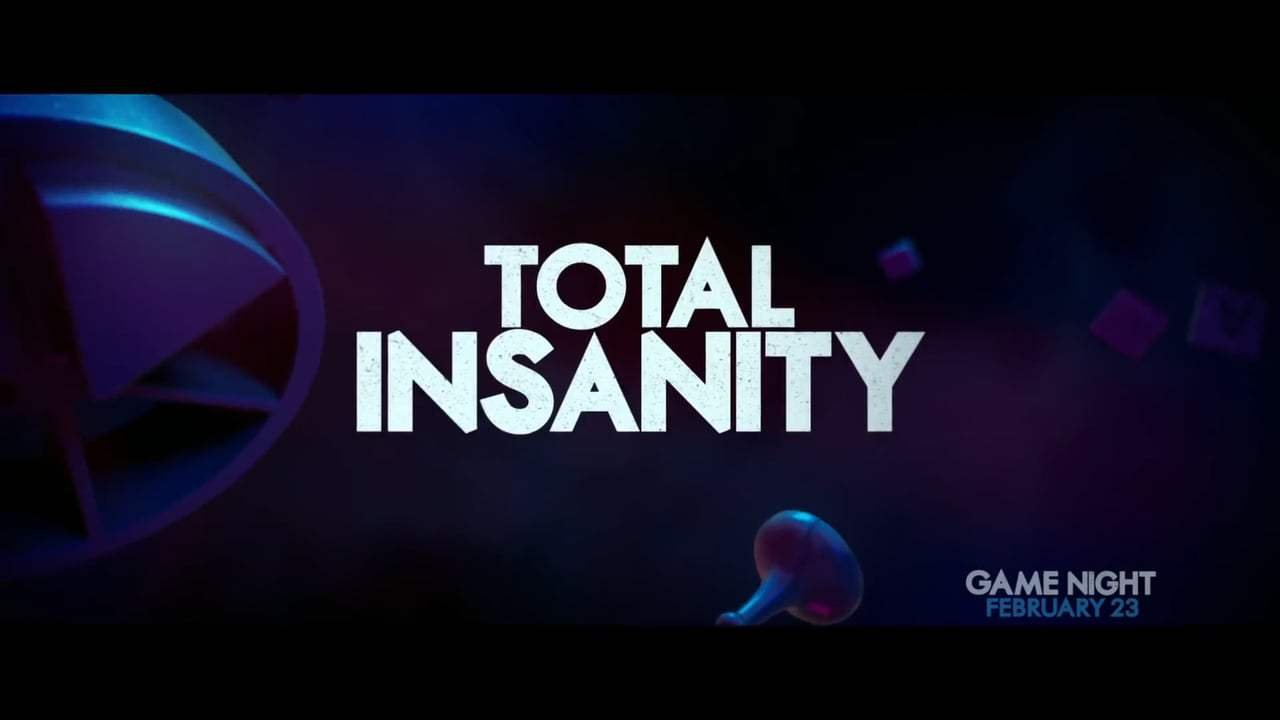 Game Night TV Spot - Insanity (2018) Screen Capture #3