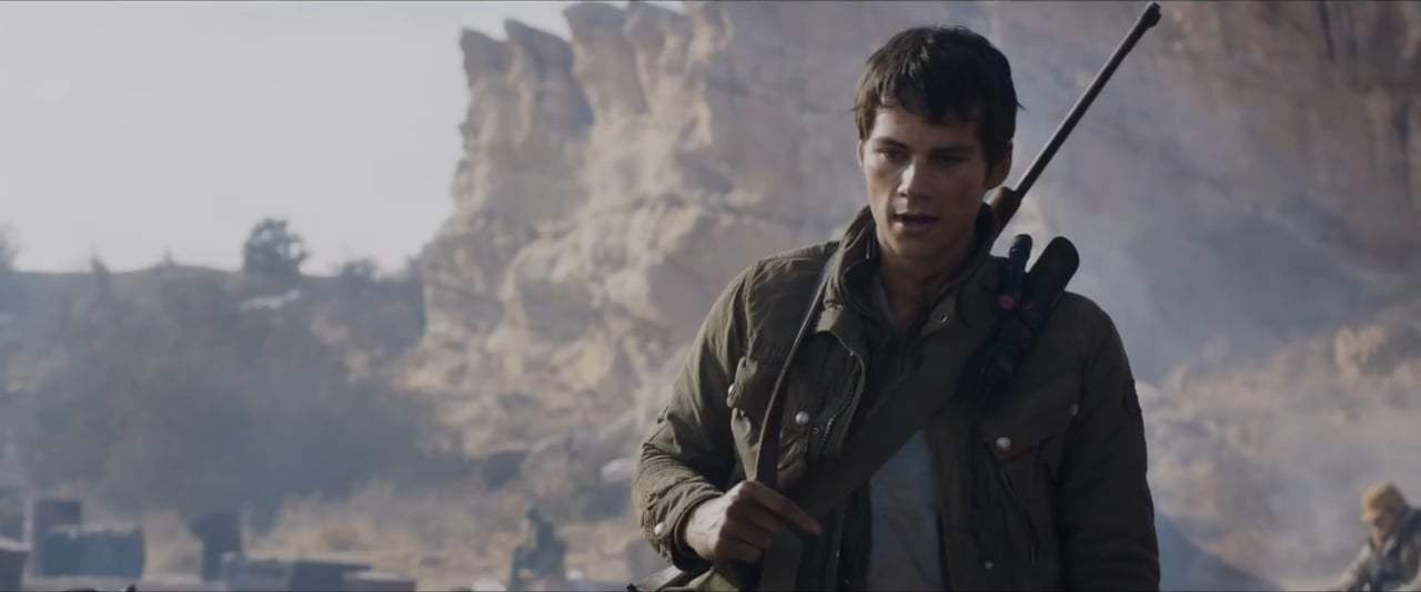 Maze Runner: The Death Cure Featurette - Maze in the Maze (2018) Screen Capture #4
