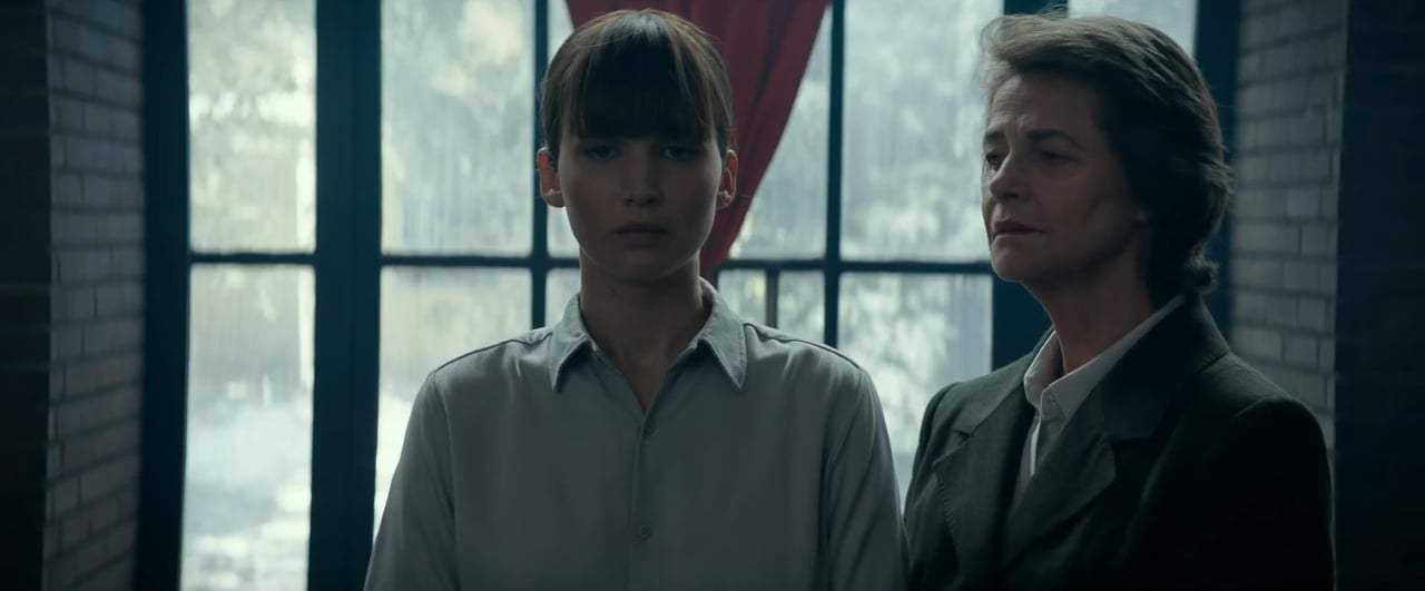 Red Sparrow TV Spot - Forced (2018) Screen Capture #1