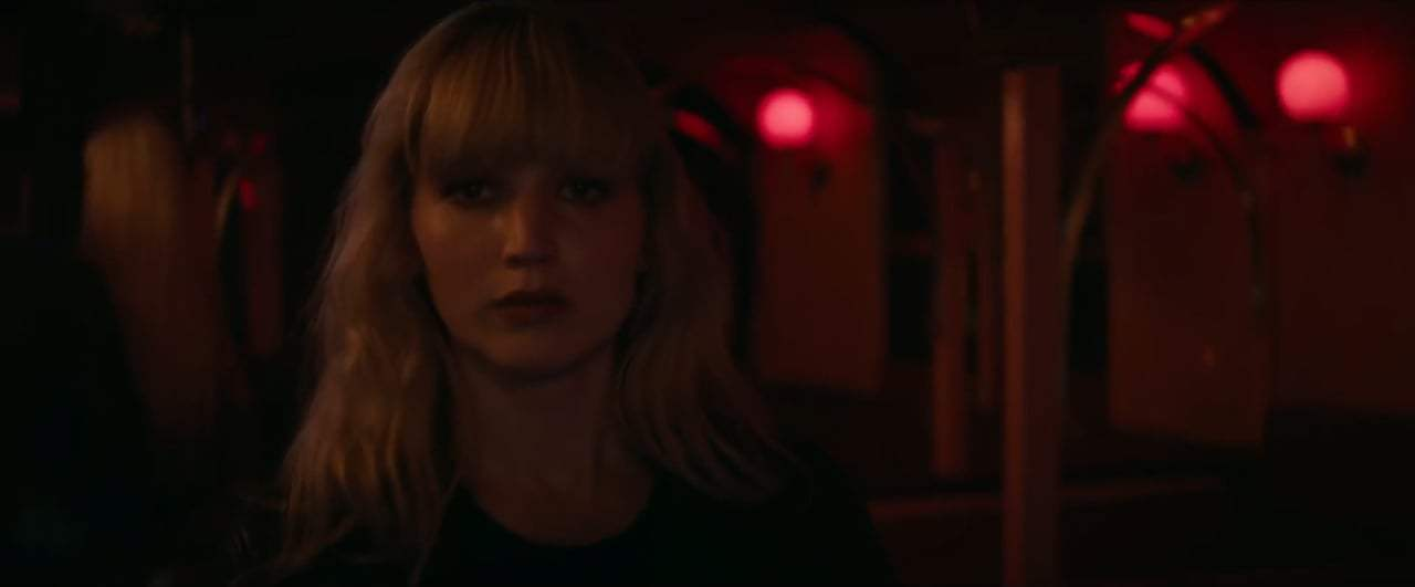 Red Sparrow TV Spot - Forced (2018) Screen Capture #2
