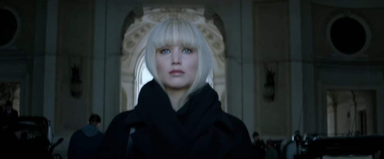 Red Sparrow TV Spot - Forced (2018) Screen Capture #3