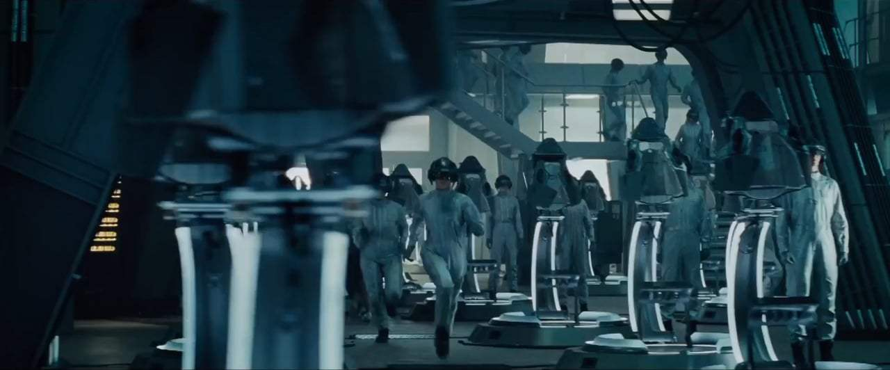 Ready Player One TV Spot - Invitation (2018) Screen Capture #1
