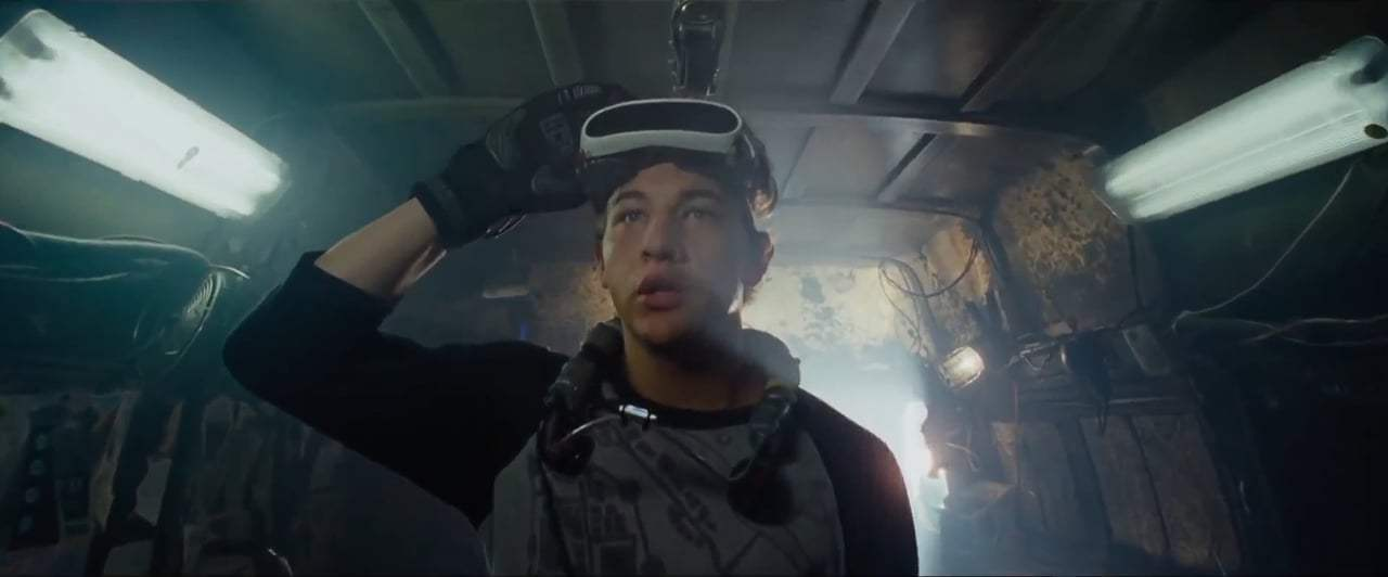 Ready Player One TV Spot - Invitation (2018) Screen Capture #3