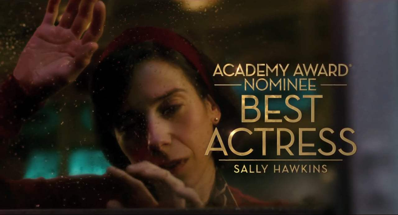 The Shape of Water TV Spot - Academy Awards Nominations (2017) Screen Capture #1