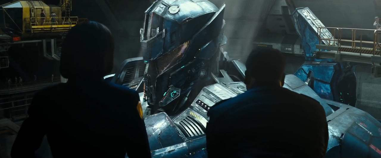 Pacific Rim Uprising Feature Trailer (2018) Screen Capture #1