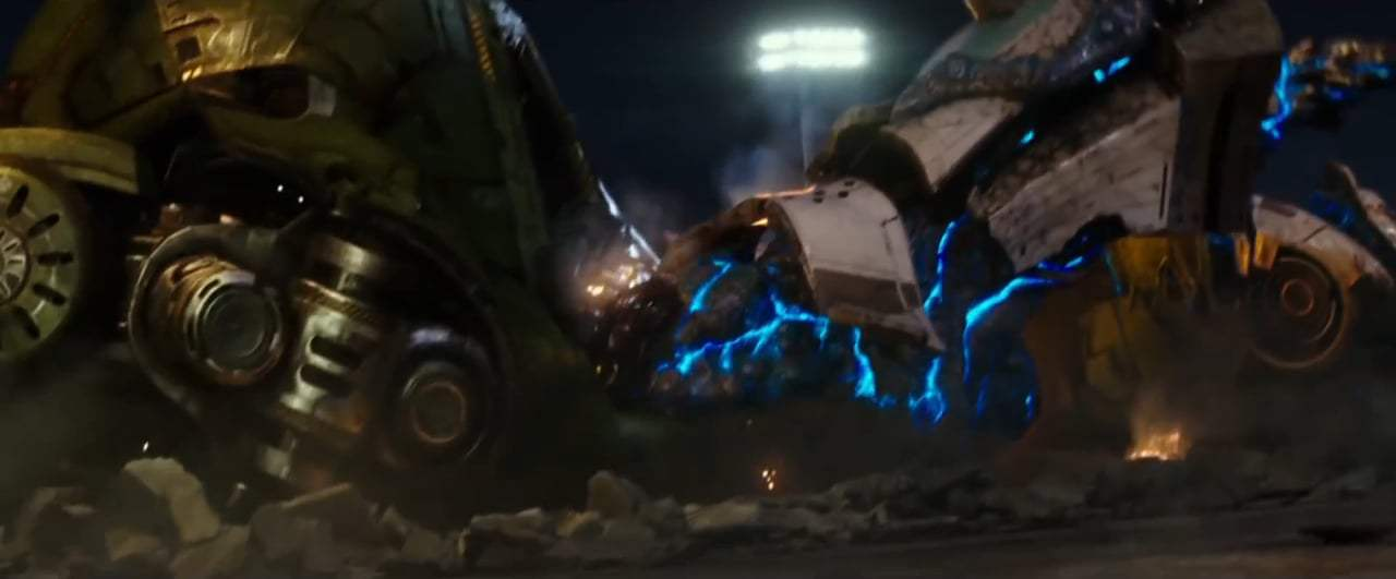 Pacific Rim Uprising Feature Trailer (2018) Screen Capture #2
