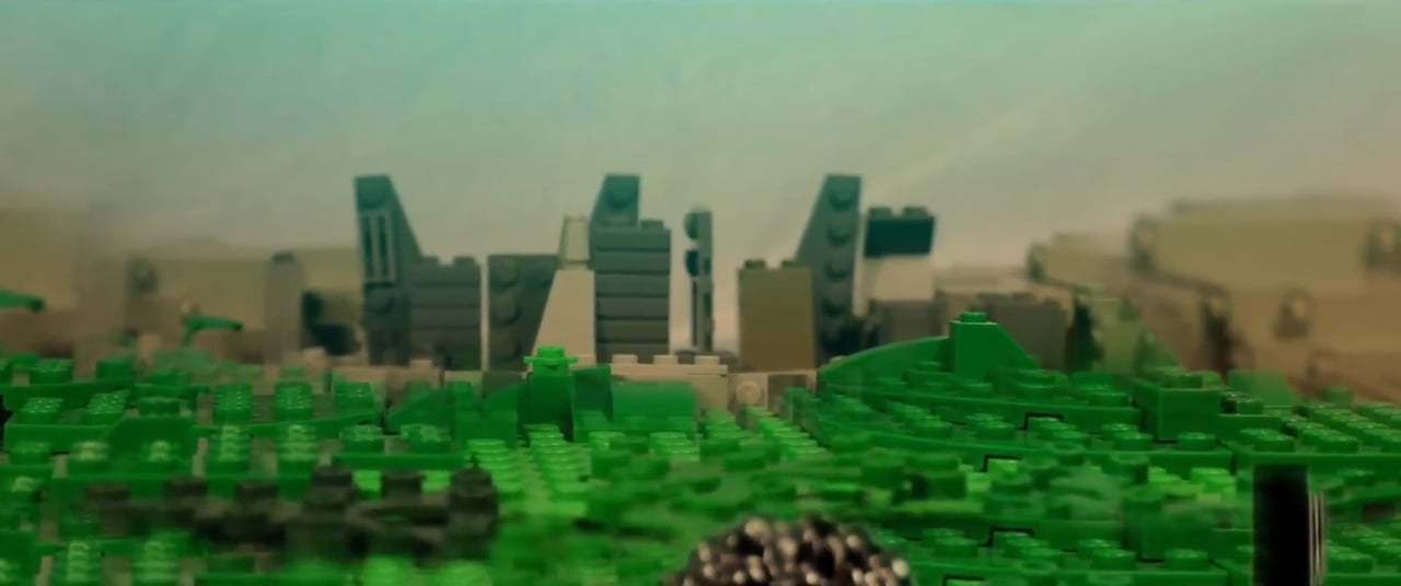 Maze Runner: The Death Cure Lego Trailer (2018) Screen Capture #2