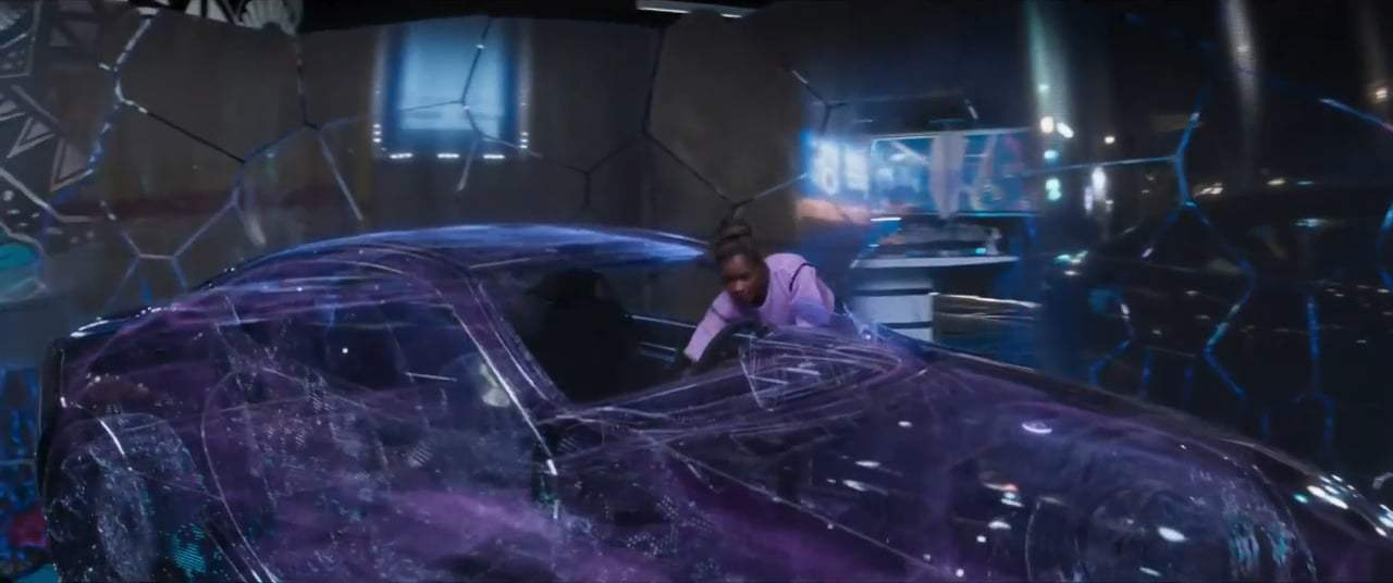 Black Panther (2018) - Kinetic Energy Screen Capture #1