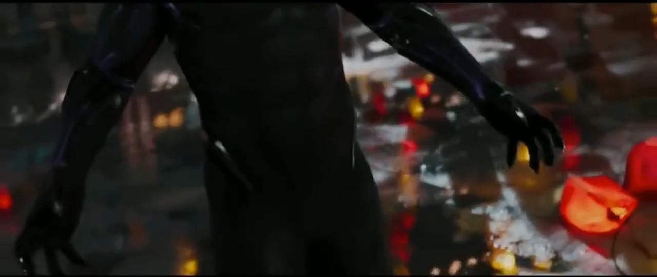 Black Panther TV Spot - New Avenger (2018) Screen Capture #4