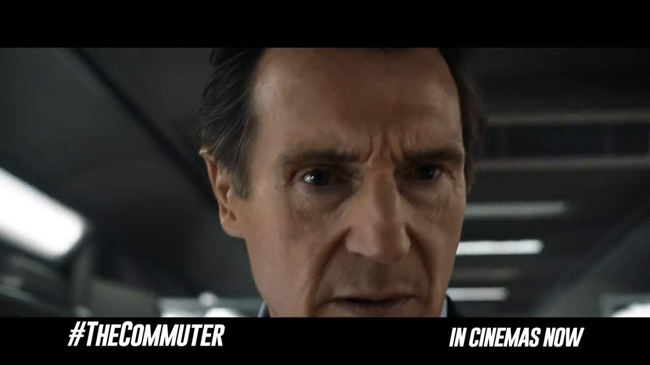 The Commuter TV Spot - Journey (2018) Screen Capture #1