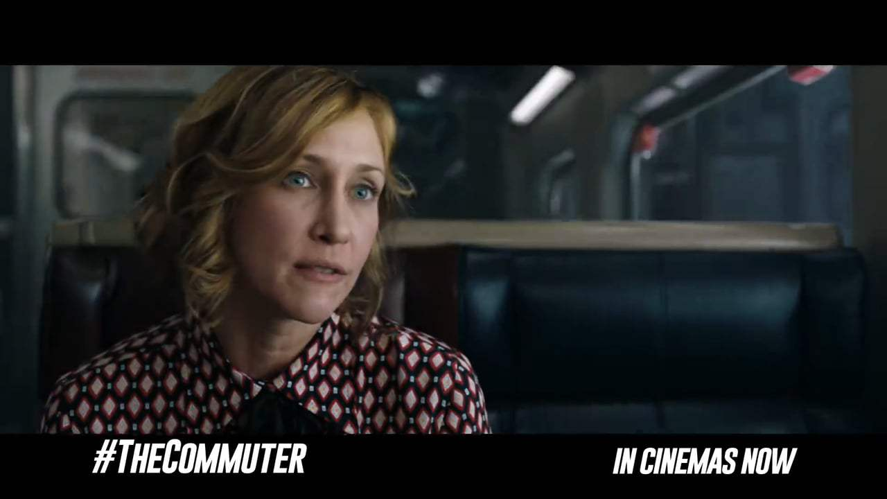 The Commuter TV Spot - Journey (2018) Screen Capture #2