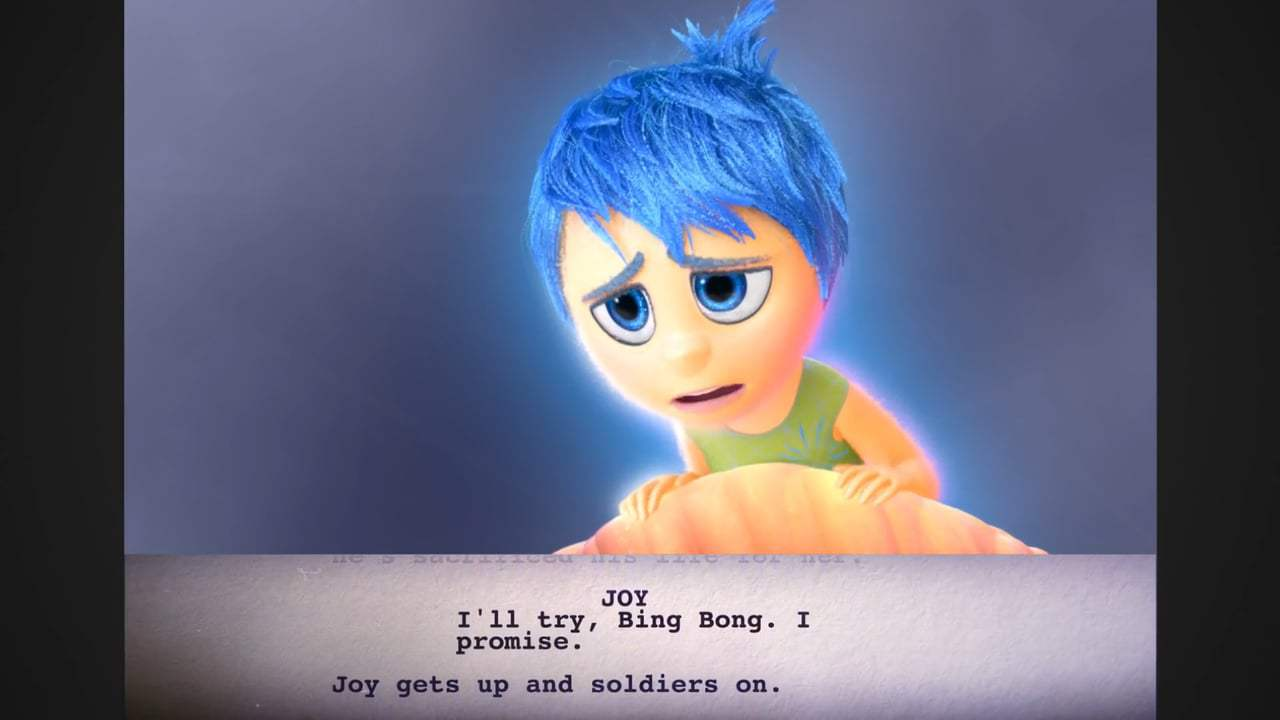 Inside Out Featurette - From Script to Screen: Memorable Scenes (2015) Screen Capture #4