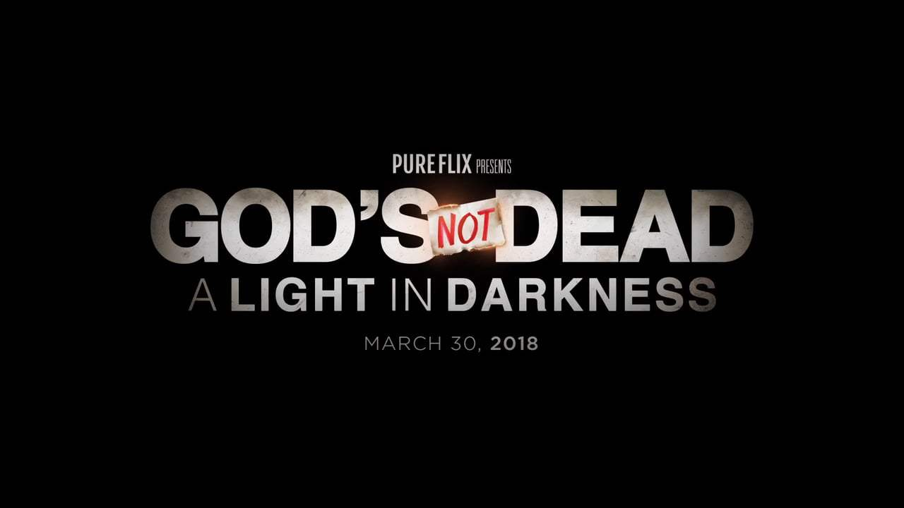 God's Not Dead: A Light in Darkness Featurette - Benjamin Onyango (2018) Screen Capture #1