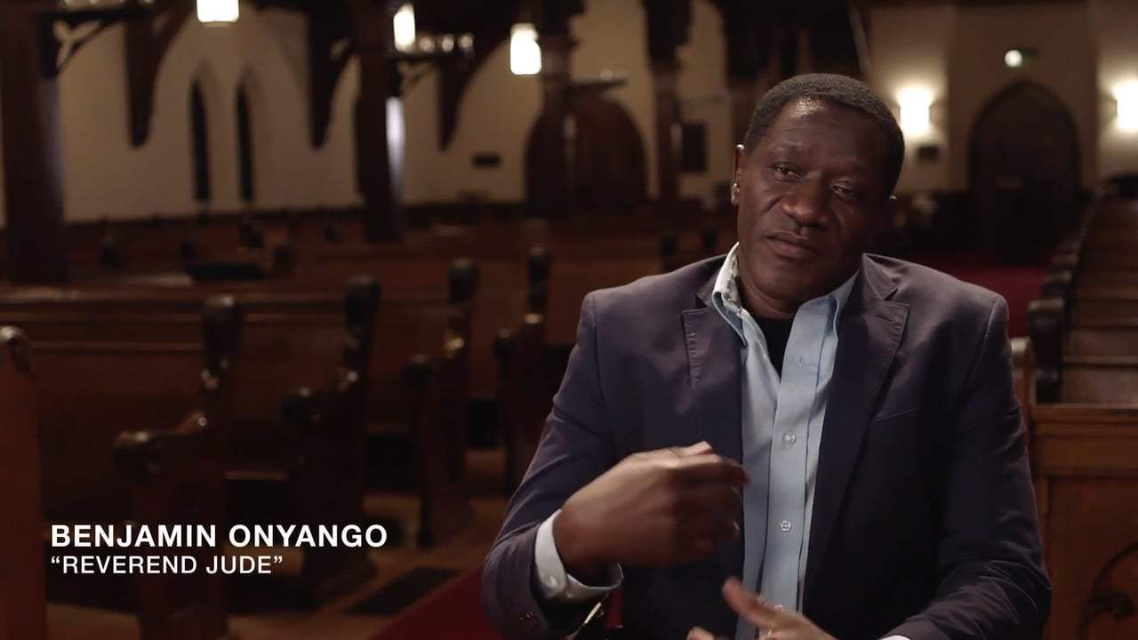 God's Not Dead: A Light in Darkness Featurette - Benjamin Onyango (2018) Screen Capture #2
