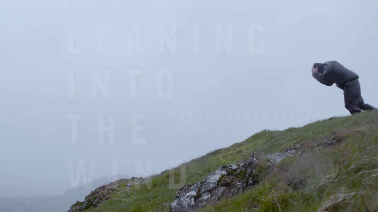 Leaning Into The Wind Trailer