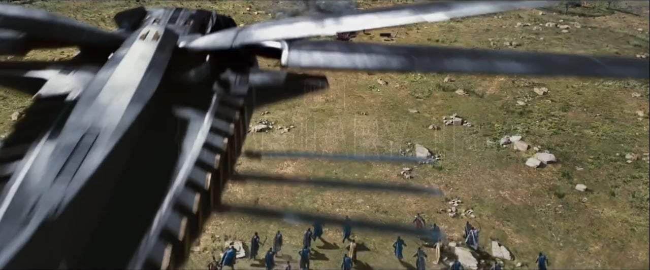 Black Panther TV Spot - War (2018) Screen Capture #3