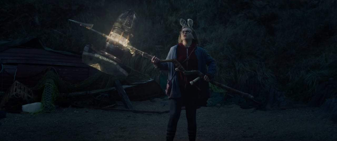 I Kill Giants Trailer (2018) Screen Capture #3