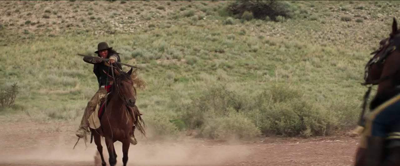 Hostiles Country (2018) Screen Capture #3