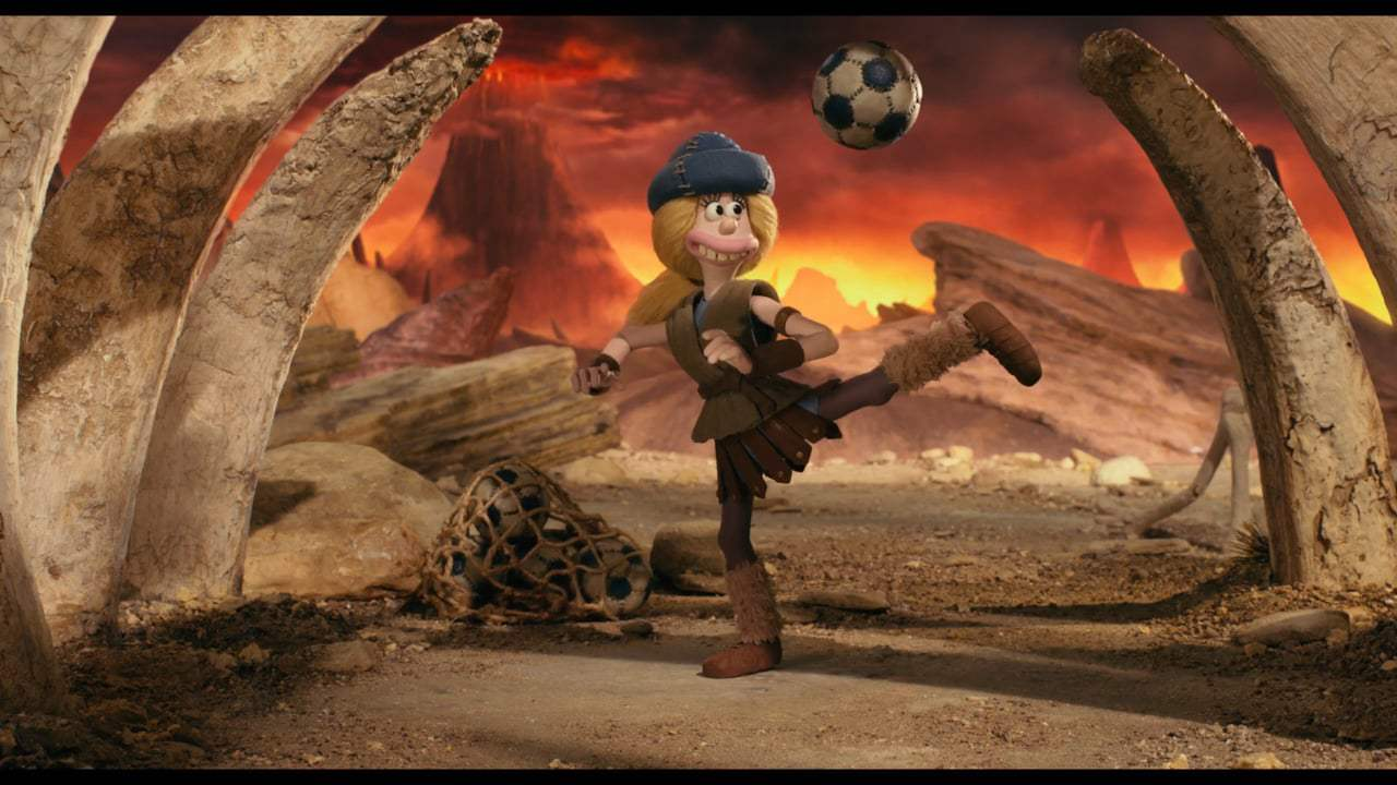Early Man TV Spot - Secret Weapon (2018) Screen Capture #2