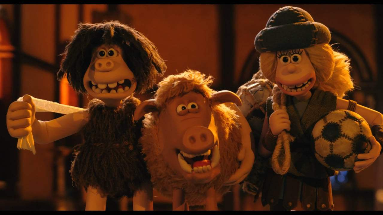 Early Man TV Spot - Secret Weapon (2018) Screen Capture #3