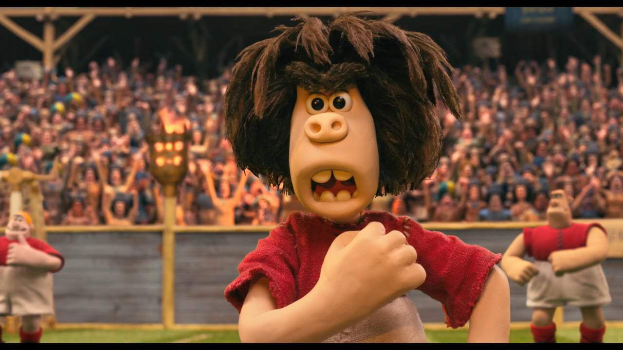 Early Man TV Spot - Prehistory (2018) Screen Capture #2