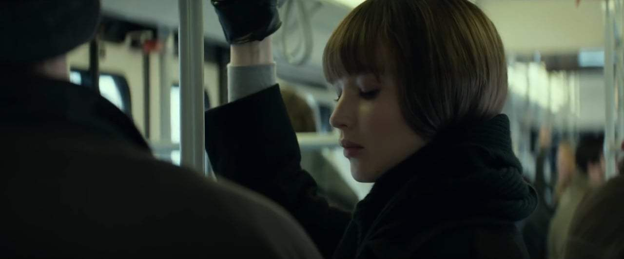 Red Sparrow TV Spot - You Are Very Dangerous (2018) Screen Capture #3