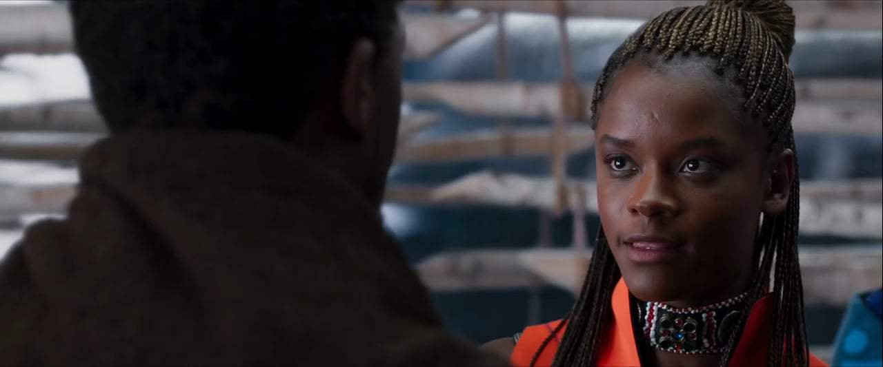 Black Panther TV Spot - Let's Go (2018) Screen Capture #1