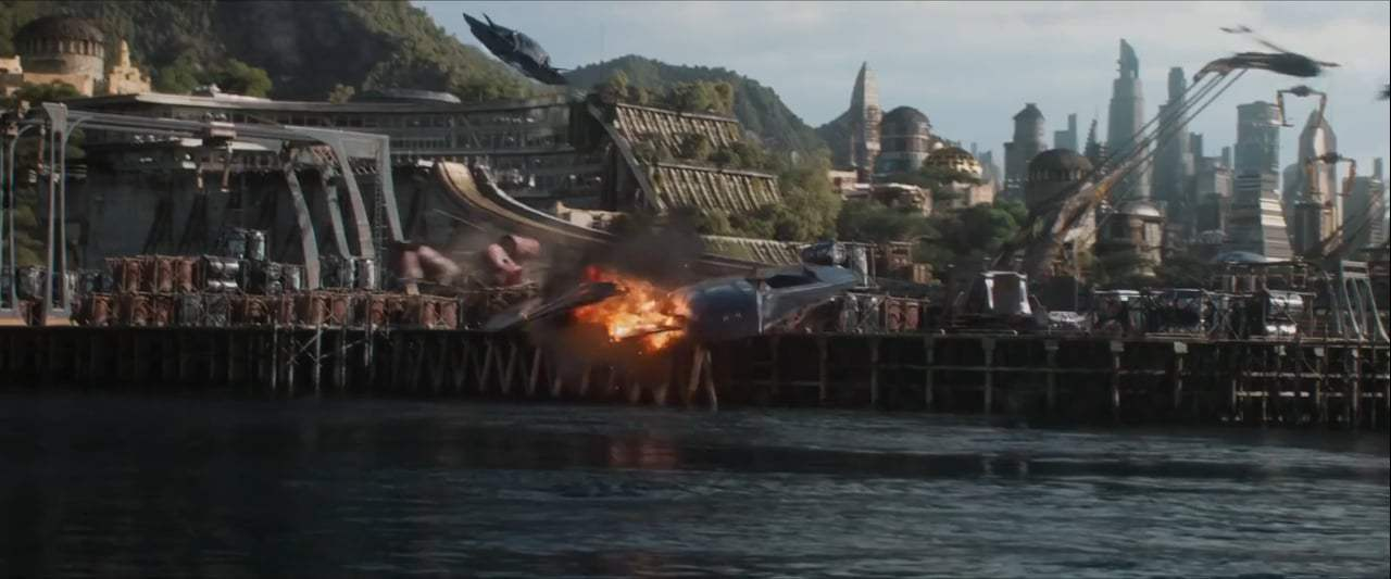 Black Panther TV Spot - Let's Go (2018) Screen Capture #3
