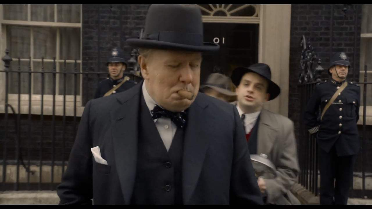 Darkest Hour TV Spot - Own It (2017) Screen Capture #1