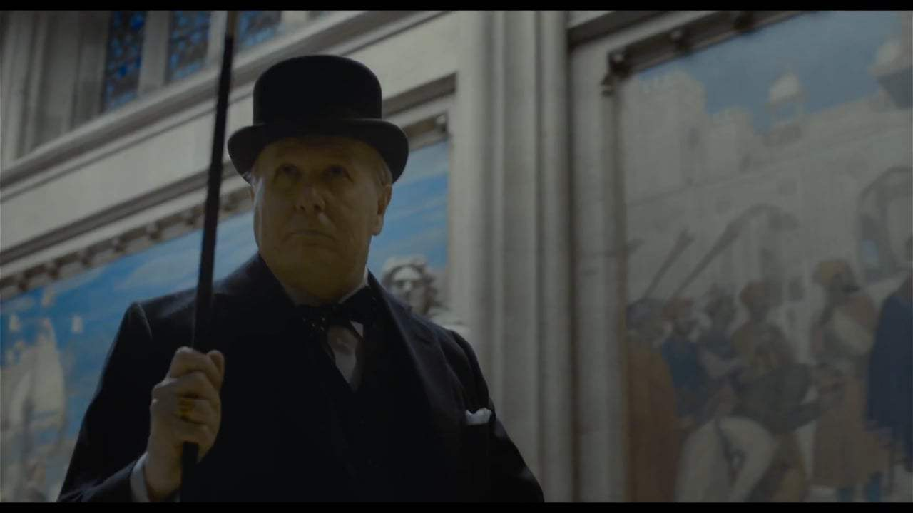 Darkest Hour TV Spot - Own It (2017) Screen Capture #2