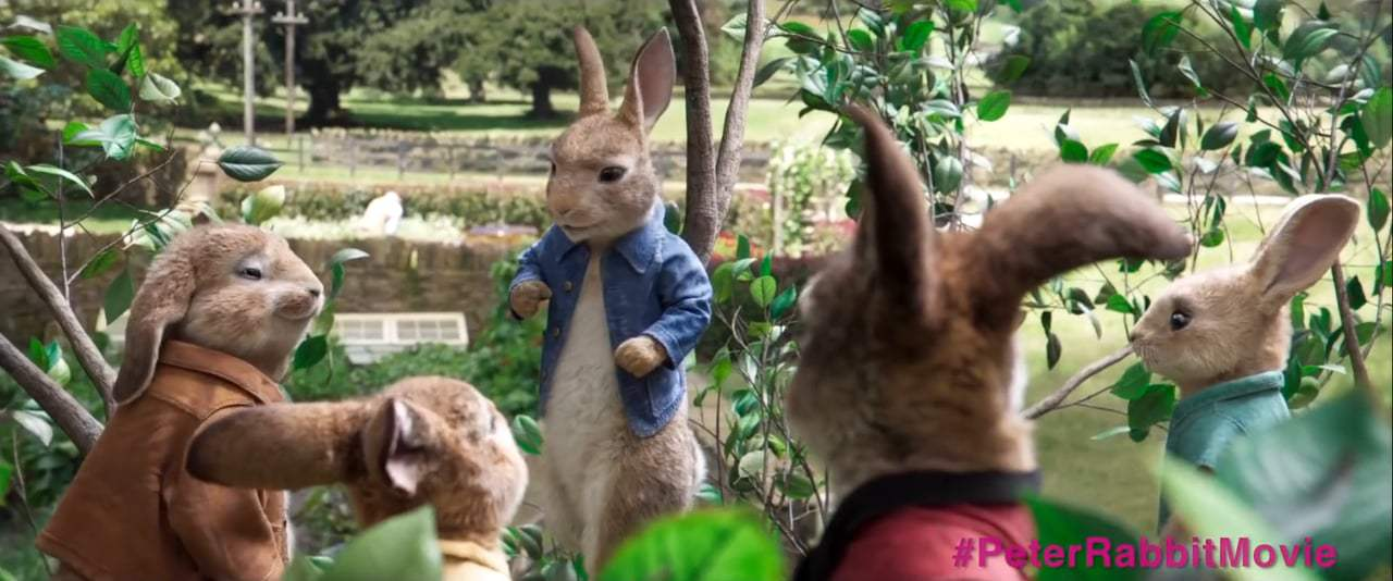 Peter Rabbit (2018) - Individual Talents Screen Capture #3