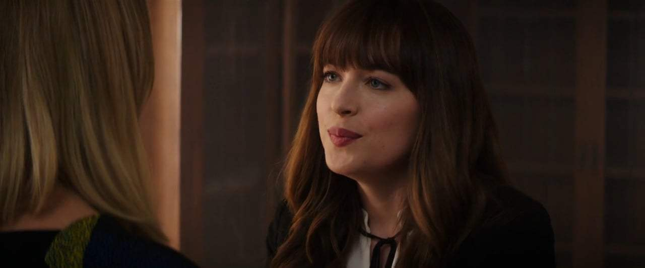 Fifty Shades Freed (2018) - Ana Confronts Gia Screen Capture #2