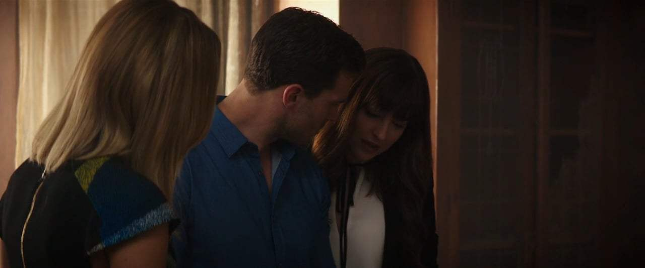 Fifty Shades Freed (2018) - Ana Confronts Gia Screen Capture #4