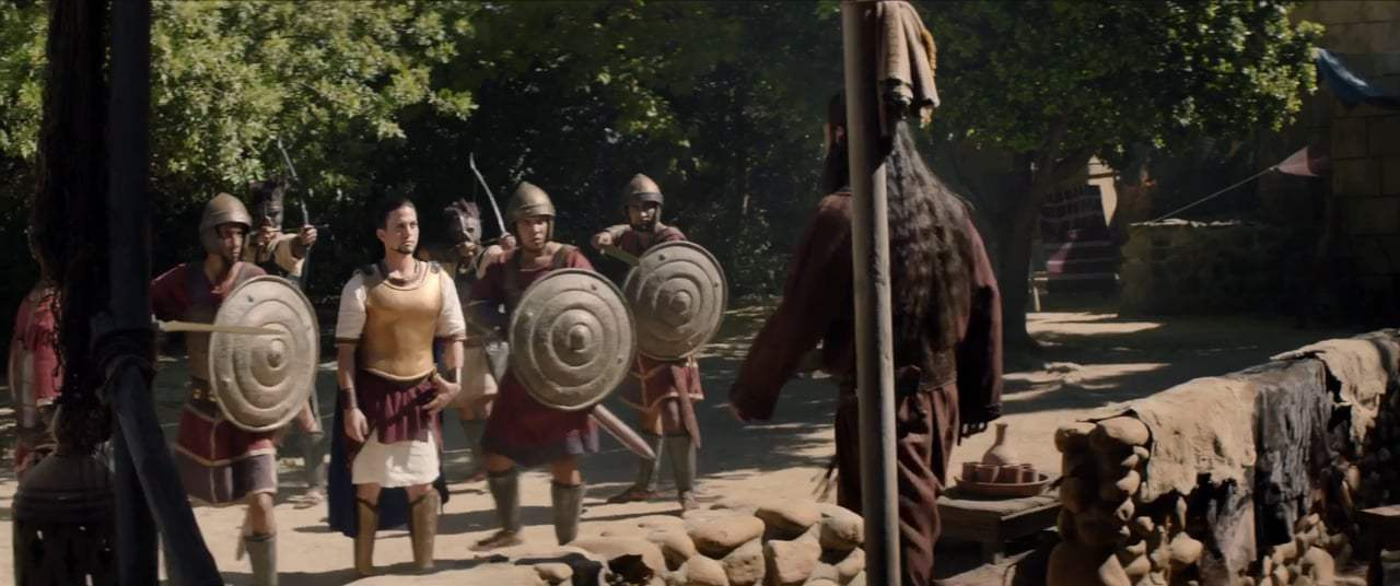 Samson TV Spot - Ultimate Victory (2018) Screen Capture #1