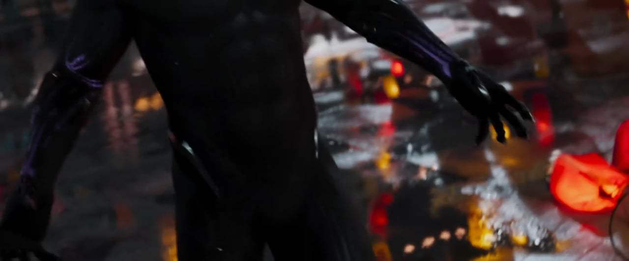Black Panther TV Spot - Pray (2018) Screen Capture #1