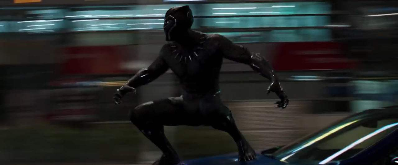 Black Panther TV Spot - Pray (2018) Screen Capture #4