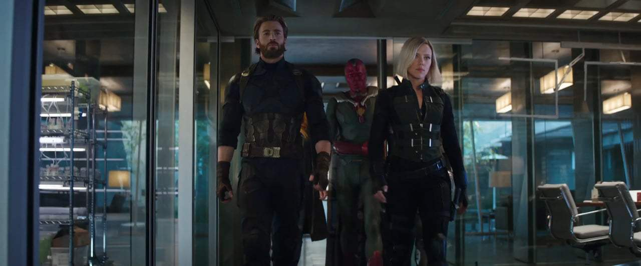 Avengers: Infinity War Super Bowl TV Spot (2018) Screen Capture #2